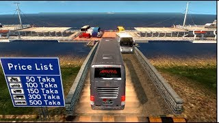 Sakura   Barisal to Dhaka   Euro Truck Simulator 2