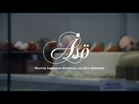Chokladfabrikens Martin Isaksson om sitt tävlande
