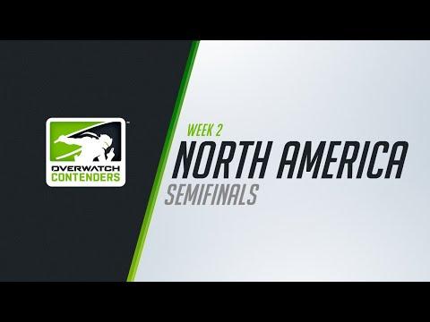OW NA - Contenders North America | S1 Regular Season 2020 |
