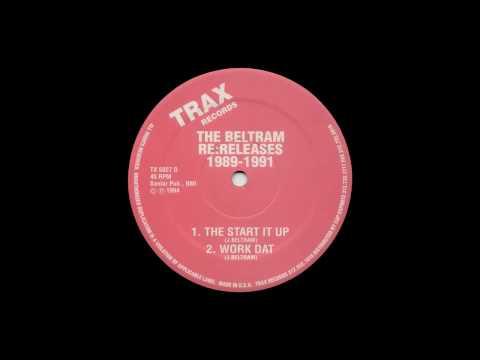 JOEY BELTRAM - Work Dat (TRAX RECORDS)