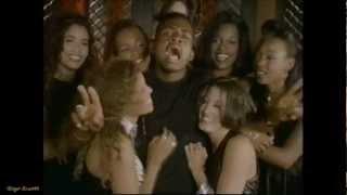 Bill Bellamy interview Janet Jackson and her dance crew in '93.