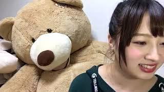 2017年12月06日 SHOWROOM 東由樹、谷川愛梨.