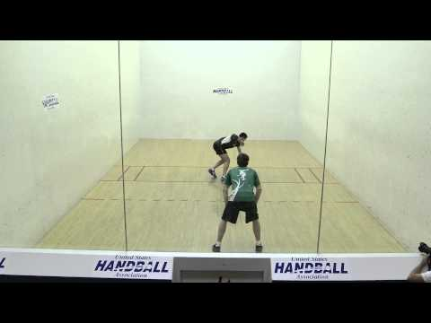 2013 USHA 4-Wall Nationals - Mens Open Final - Brady vs Mulkerrins