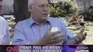 Dick cheney fuck off