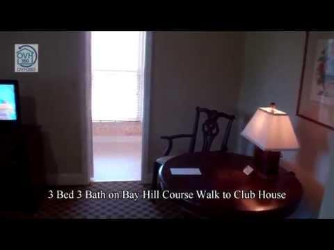 3 Bedroom 3 Bathroom Bay Hill Golf Front - Orlando Vacatiion Rental