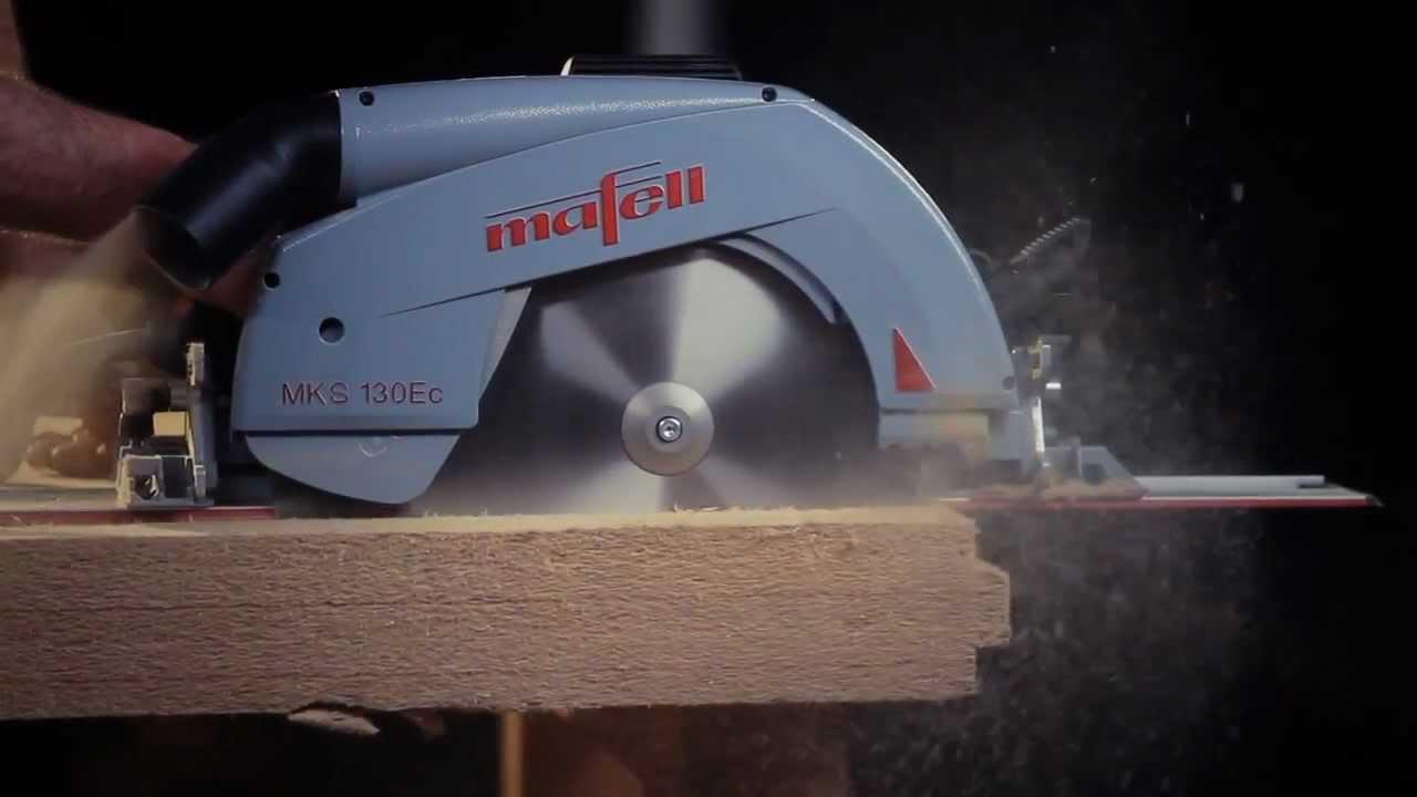 Download Mafell Zimmerei-Handkreisäge MKS 130 Ec [HD]