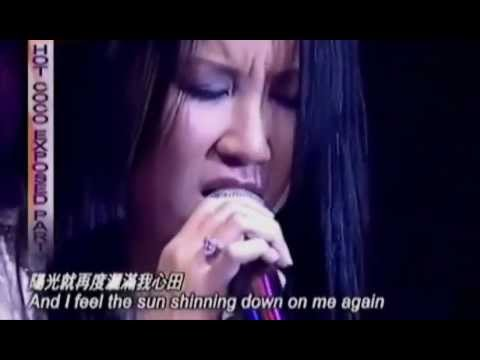 CoCo Lee performance medley in Exposed Party (ACOUSTIC LIVE!)