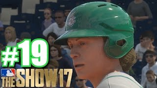 GETTING AN AGENT! | MLB The Show 17 | Road to the Show #19