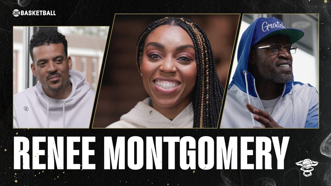 Renee Montgomery | Ep 79 | ALL THE SMOKE Full Episode | SHOWTIME Basketball