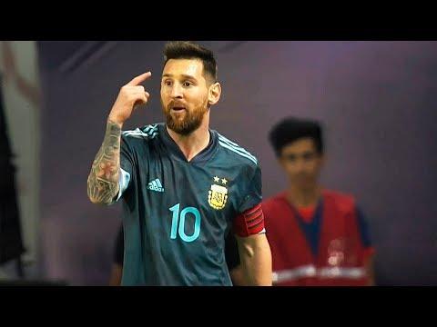 Lionel Messi Vs Brazil 15/11/2019 HD