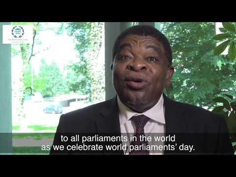 International Day of Parliamentarism: Martin Chungong, IPU Secretary General