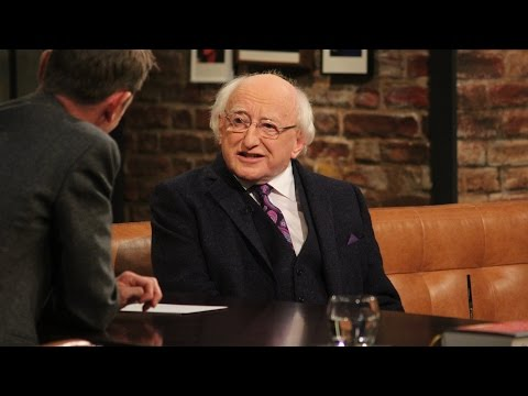 Will President Michael D Higgins run for the Áras again? | The Late Late Show | RTÉ One