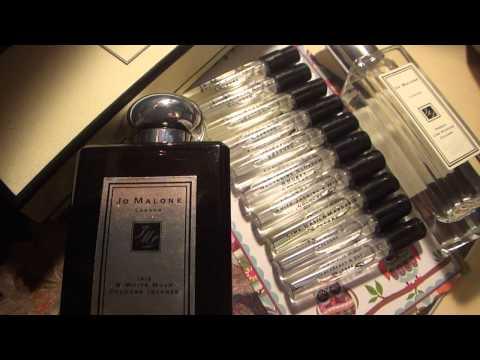 селективная парфюмерия Jo Malone