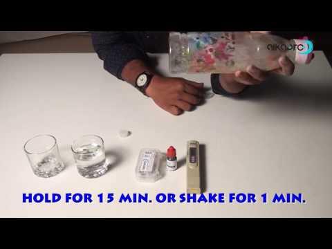Anti-oxident Alkaline Water Stick & Ceramic Bio Bag ,Alkapro+