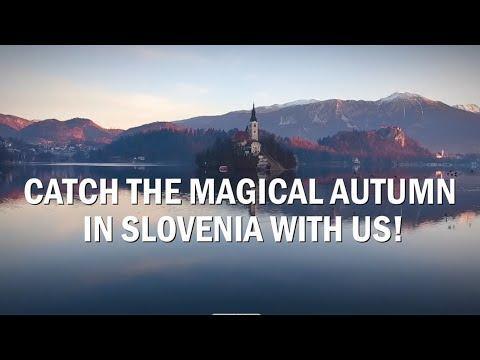 7 breathtaking reasons to visit Slovenia in autumn!