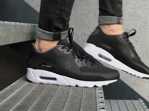 low priced c0071 4d69b Nike Air Max 90 Ultra Black Grey | 819474-003