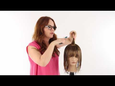 Tutorial: How to Short Shag Haircut