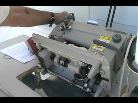 Walking Foot Industrial Sewing Machine Repair Maintenance YouTube Enchanting Primex Sewing Machine