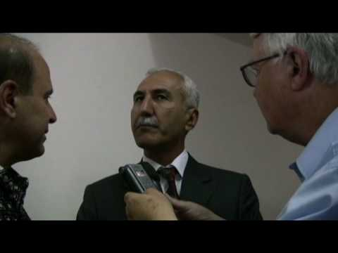 Judge Rizgar Mohammad Ameen interview part two