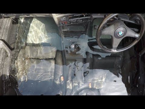 Thumbnail: Sealing a car and Filling with WATER but still DRIVES