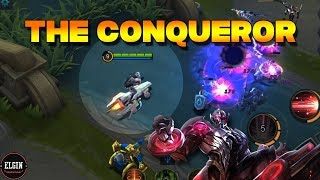 OFFICIAL TRAILER GORD LEGENDARY SKIN  - THE CONQUEROR