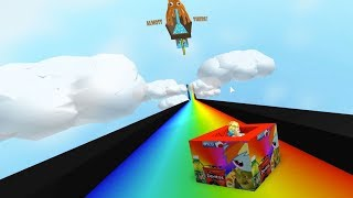 Roblox / Ultimate Slide Racing / Into the Void! / Gamer Chad Plays with MicroGuardian