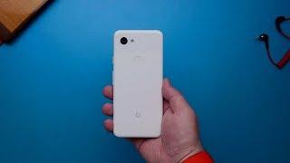 Идеальный Android смартфон Обзор Google Pixel 3a