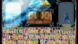 SCREENPACK THE HADES!! MUGEN SAINT SEIYA MEY_Z
