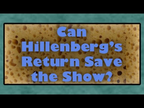 Can Hillenburg's Return Save the Show? [Square Theory]