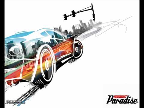 N E R D Rockstar Jason Nevins Remix (Burnout Paradise Soundtrack)