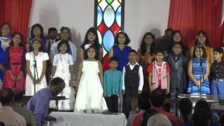 RockinG RoyaL ChristmaS by UnioN ChapeL, VisakhapatnaM  SundaY SchooL ChildreN