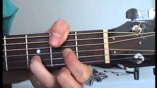 How To Play Good Riddance Acoustic Live Solo (Guitar Lesson)