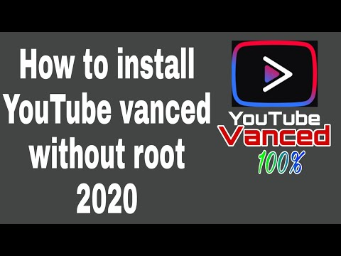 how to install youtube vanced ⬇️ || how to install youtube vanced non rooted device || tech lockdown