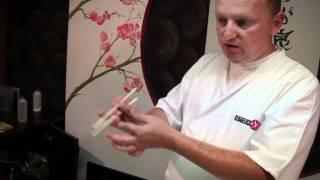 Как пользоваться палочками для суши HD(, 2011-08-11T09:01:33.000Z)