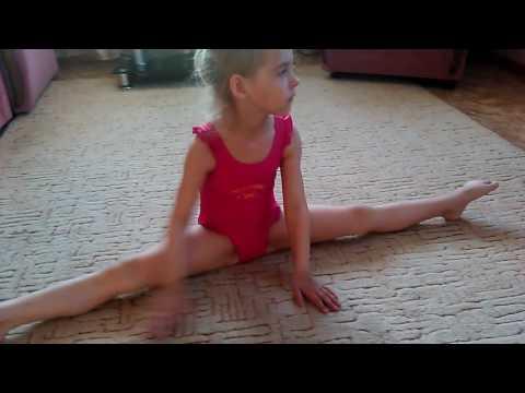 Гимнастика от Алины