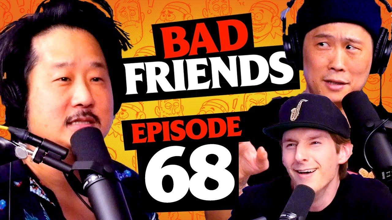 Bobby Lee Rocks the Scissor Bros | Ep 68 | Bad Friends
