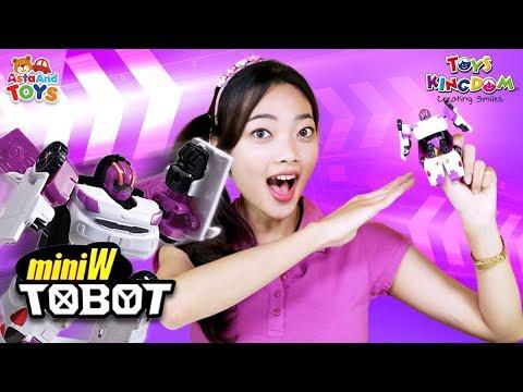 Mini W Tobot - Asta And Toys