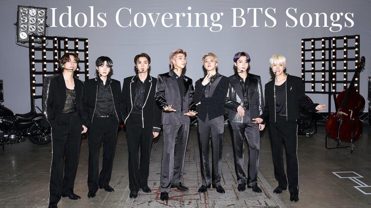 Idols Covering BTS Songs (Ailee, WEi, THE BOYZ, TXT, GIRLKIND...)