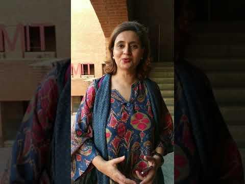 Live interaction with Sagarika Ghose at IIM, Ahmedabad