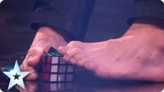 Sweden's Got Talent winner is a Rubik's Cube wonder | Britain's Got Talent 2014