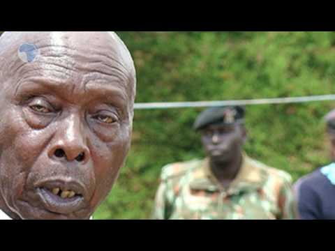 Former President Daniel Arap Moi hospitalized
