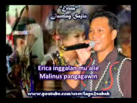 Janting Sajin - Erica (HQ Audio With Lirik 2013)