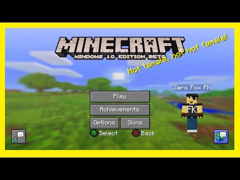 Minecraft Windows 10 Edition Beta is Out for free! DOWNLOAD NOW