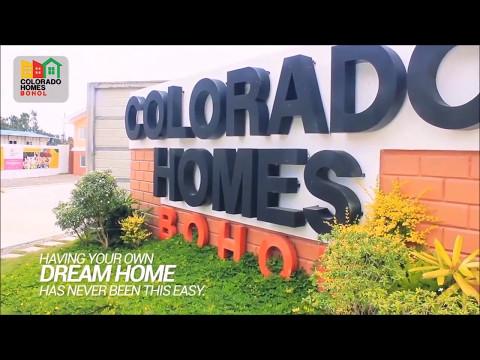 Colorado Homes Bohol at Marvis Realty