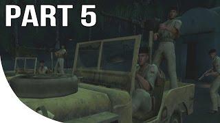 Call of Duty Finest Hour Gameplay Walkthrough Part 5 - North Africa - Depot Saboteurs