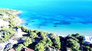 Xiaomi Mi Drone - Morning flight - Kokkino Limanaki beach - Rafina