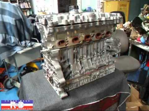 S60R Volvo Engine - YouTube