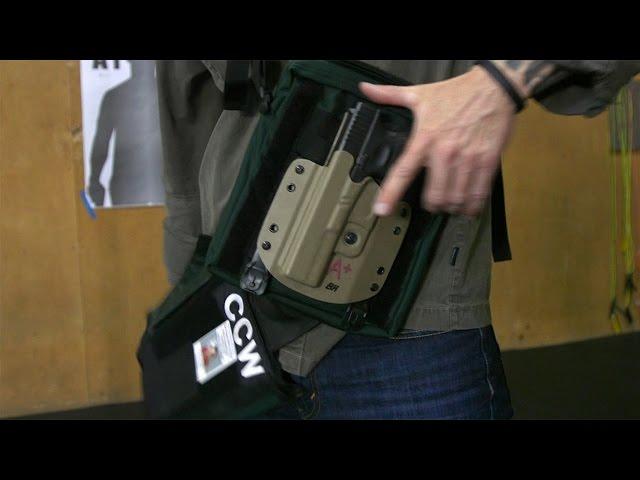 Progressive FORCE Concepts Ballistic Off-Body Bag