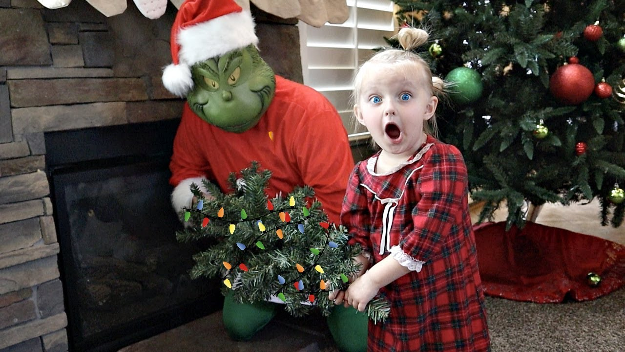 Download THE GRINCH Stole Our CHRISTMAS!