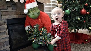 THE GRINCH Stole Our CHRISTMAS! thumbnail